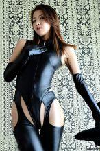 """Кожаный костюм BDSM """"Сансара"""""""