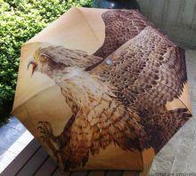 """Раскладной зонт с 3D принтом """"Орел"""""""