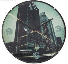 "Часы настенные ""Мегаполис"""