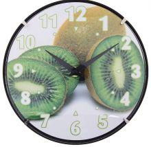 """Часы настенные для кухни """"Киви"""""""