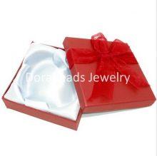 Коробка подарочная Красная 9x9x3cm