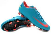 Бутсы Nike Mercurial Vapor VIII FG (Синие)