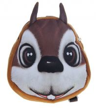 Детский рюкзак Бурундук 25 × 25 см