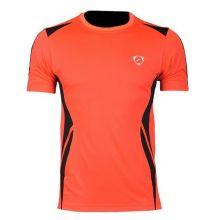 Футболка спортивная мужская Оранжевая