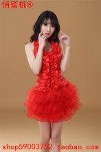 Платье танцевальное с пышной юбкой  Принцесса