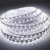 Светодиодная лента LED для интерьера 12V 5 метров (Белая)
