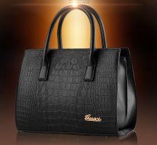 """Женская сумка черная """"Роме"""""""