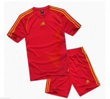 Форма футбольная красная Adidas F50