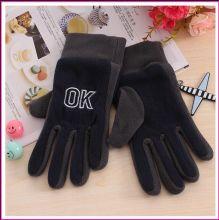 Флисовые перчатки для лыж и футбола