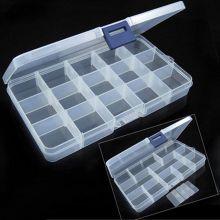 Ящик для хранения мелочей на 15 отсеков
