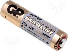 Батарейка алкалиновая GP 27A, 12 В,