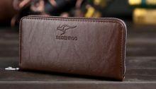 Мужской портмоне кошелек Kengoo